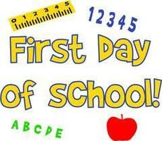 How Was the First Day of School in Cresskill ?